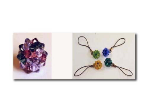bola de fuego, bisuteria, jewelry pendant