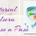 tutorial pulsera paso jewelry handmade