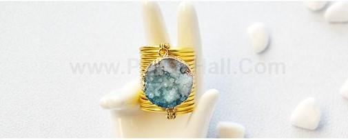 anillo alambrismo ring jewelry paso a paso tutorial