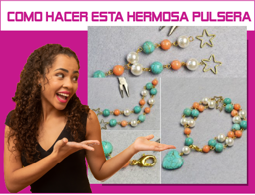 como hacer pulsera how to make bracelets handmade jewelry making supplies